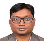 Mr. Hiren Patel (Sr Scientist)
